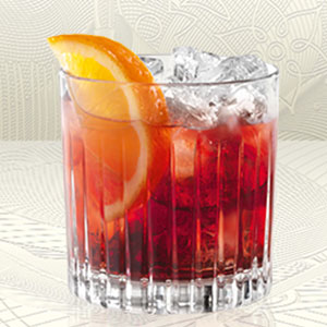 Negroni featuring Bombay Sapphire
