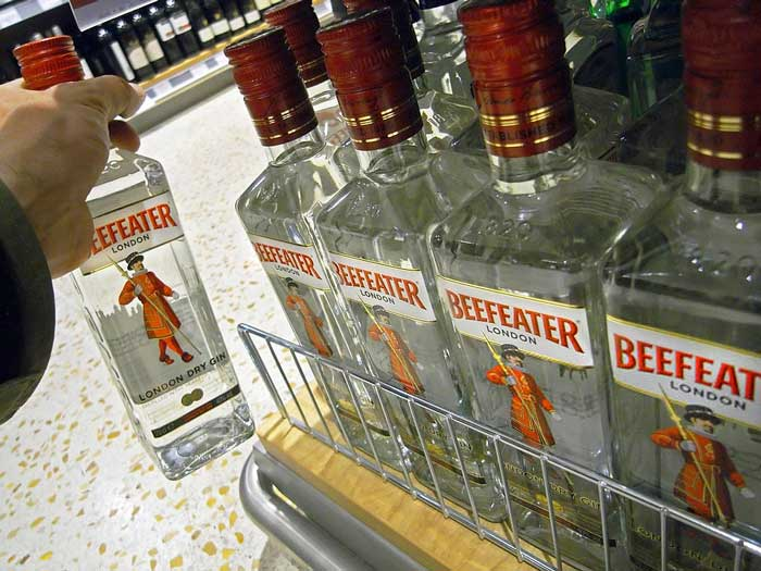 Beefeater Gin Prices