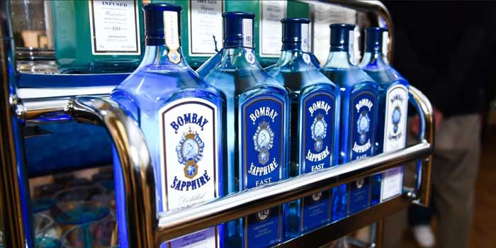 Bombay Gin Pricing