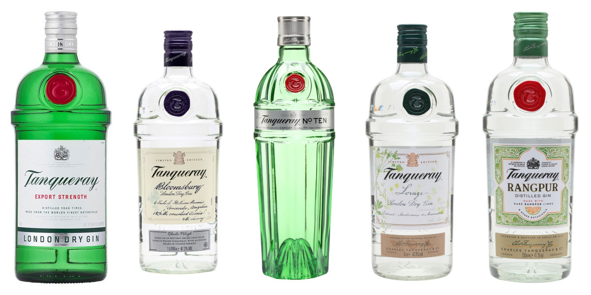 Tanqueray Gin Prices Guide