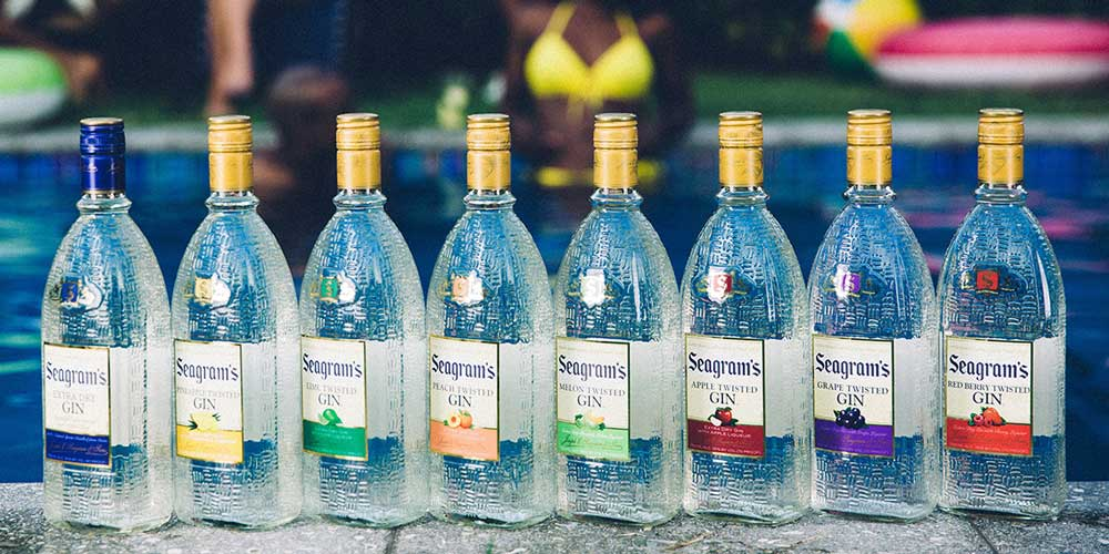 Seagram's Gin Prices Guide