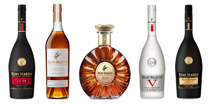Rémy Martin Prices Guide