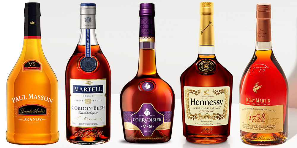 Different Types of Brandy