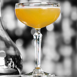 Courvoisier Brandy The Sidecar