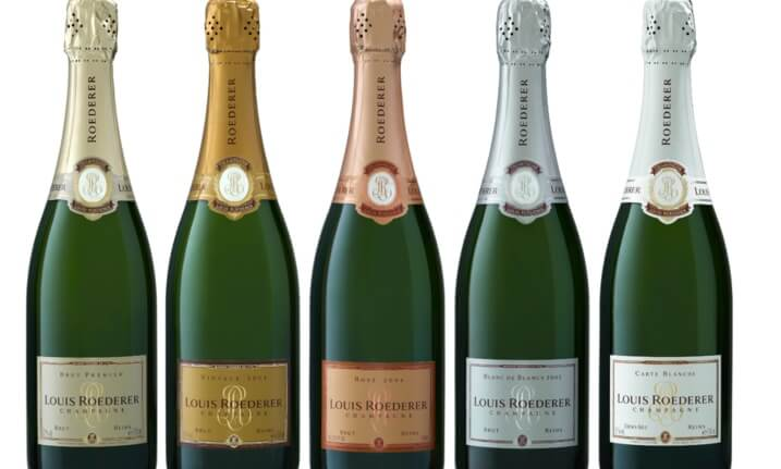 Louis Roederer Champagne Price Guide