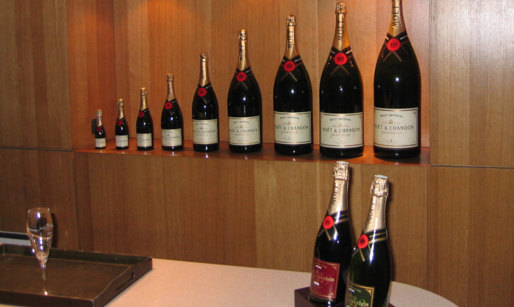 Moet & Chandon Champagne Price Guide